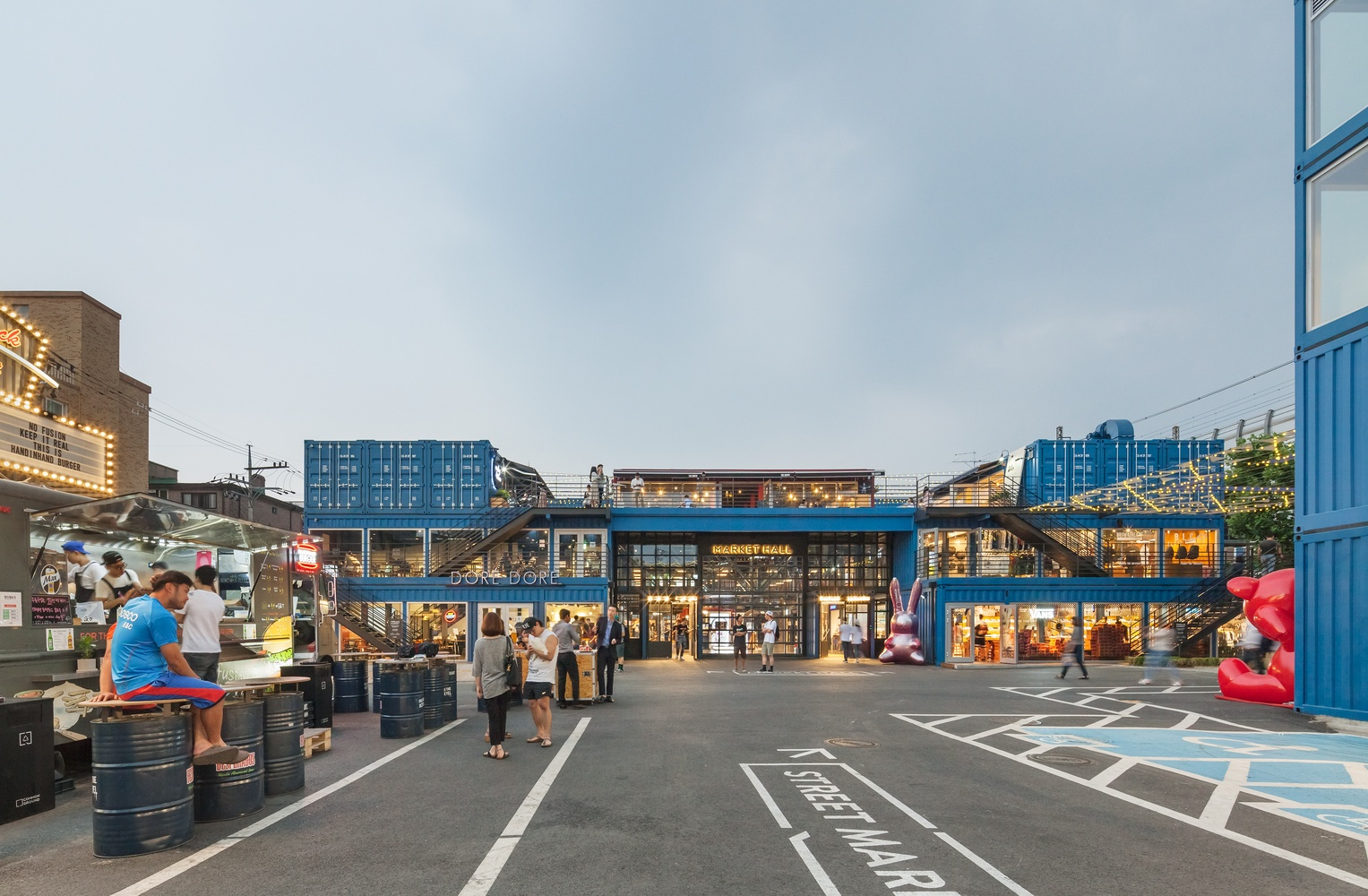 Shipping Container Retail