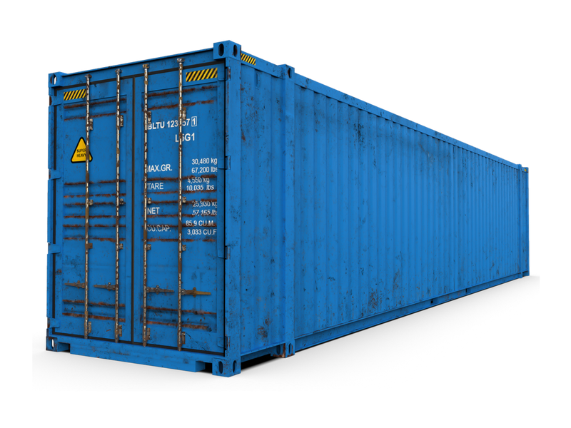 Used 45 Ft Shipping Containers For Sale