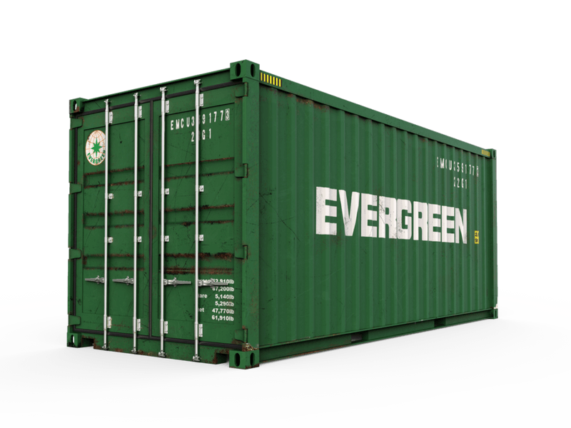 Used wind and water tight shipping containers for sale