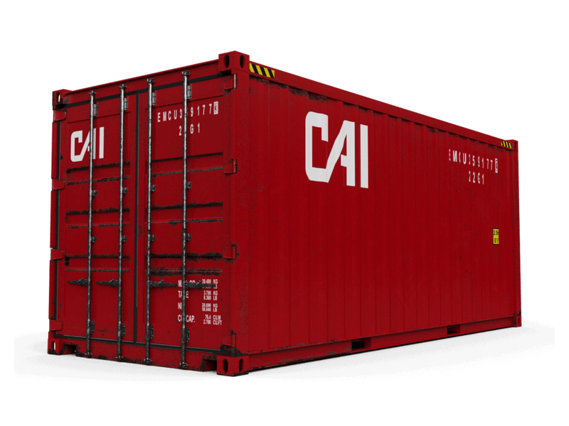 Wind and water tight containers for sale