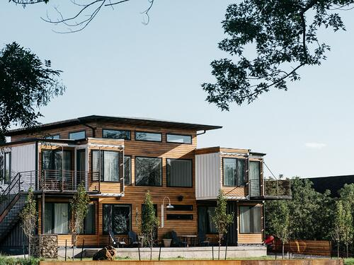 4 of the Most Impressive Shipping Container Homes From Around the World