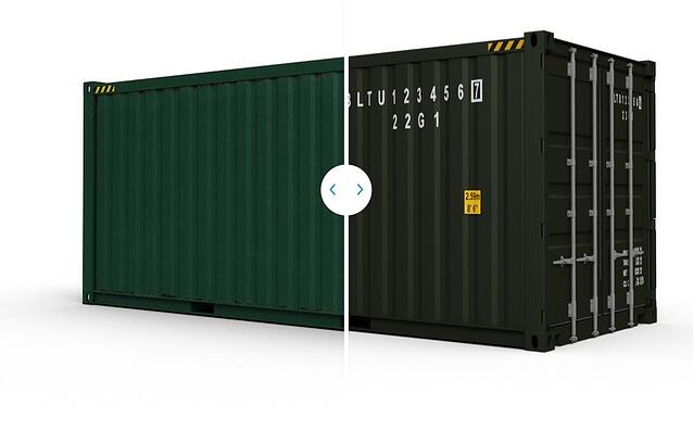 Buy new or used shipping containers