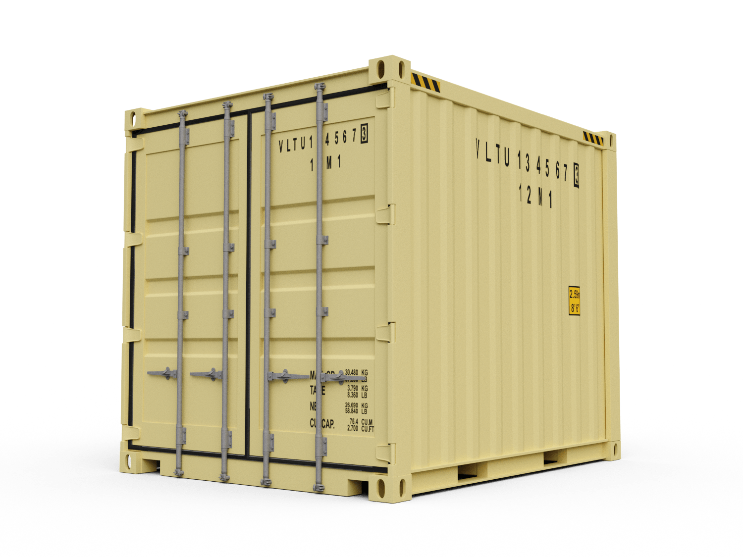 10 Foot Shipping Containers For Sale