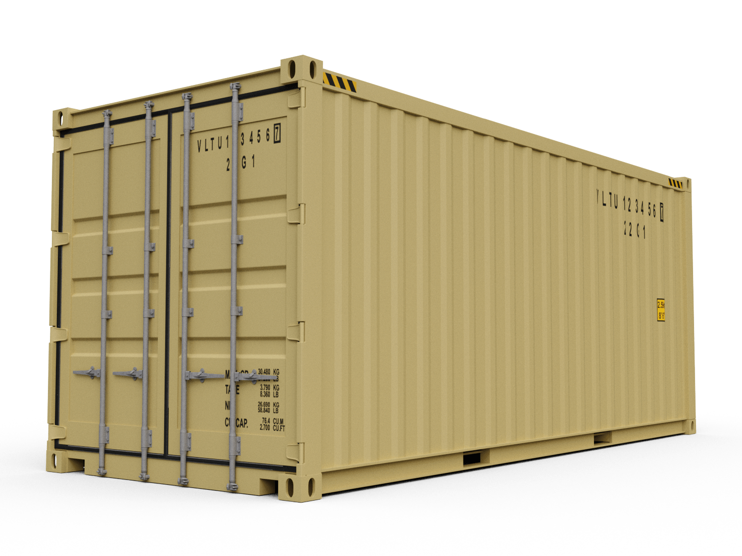 20 Foot Shipping Containers For Sale